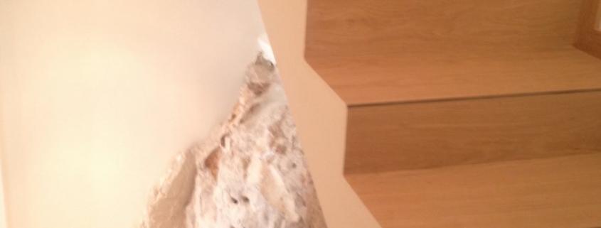 escalier bois interieur millau chene