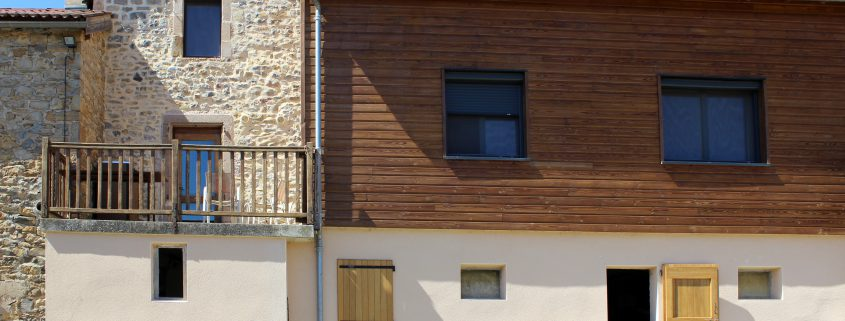 extension bois agrandissement bardage renovation millau
