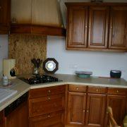 fabrication pose cuisine millau merisier