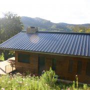 maison ossature bois bardage passive bioclimatique ossature bois camares