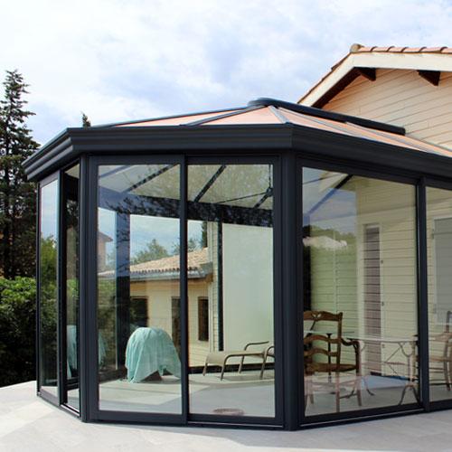 boissiere realisation installation veranda