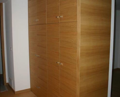 placard interieur bois nice agencement