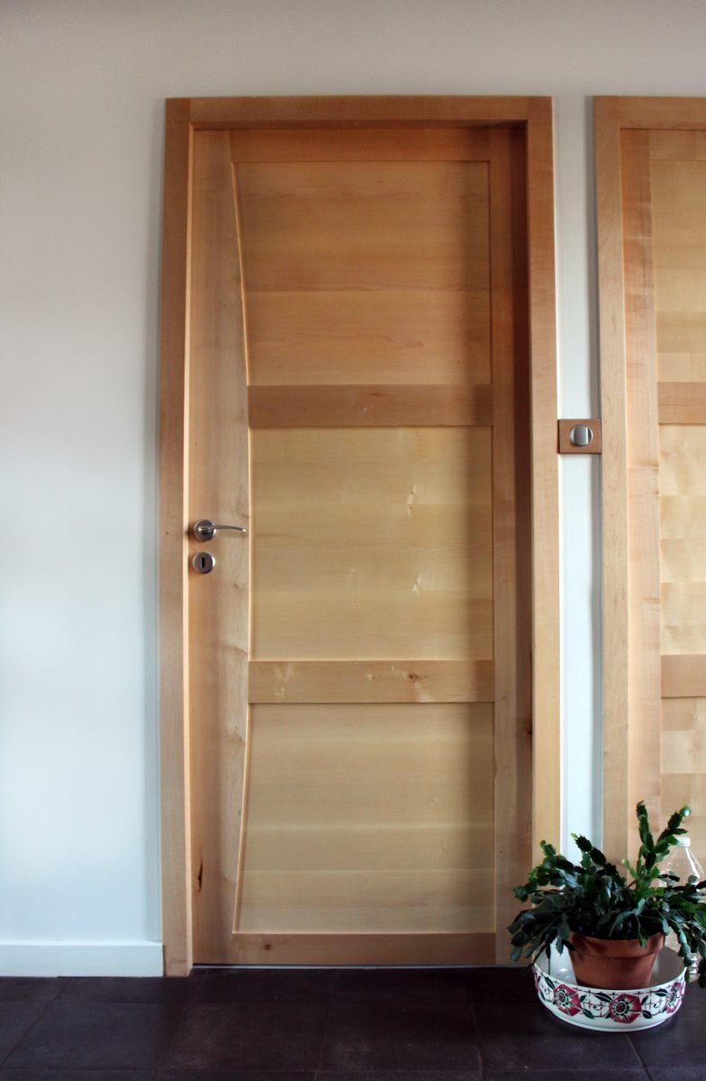 porte interieure bois millau