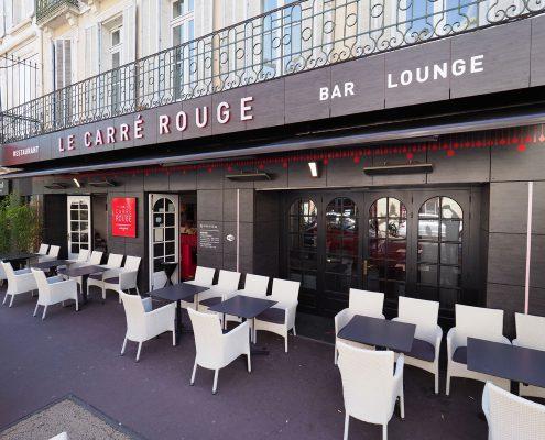 renovation devanture restaurant bar lounge millau