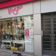renovation devanture magasin vogue millau
