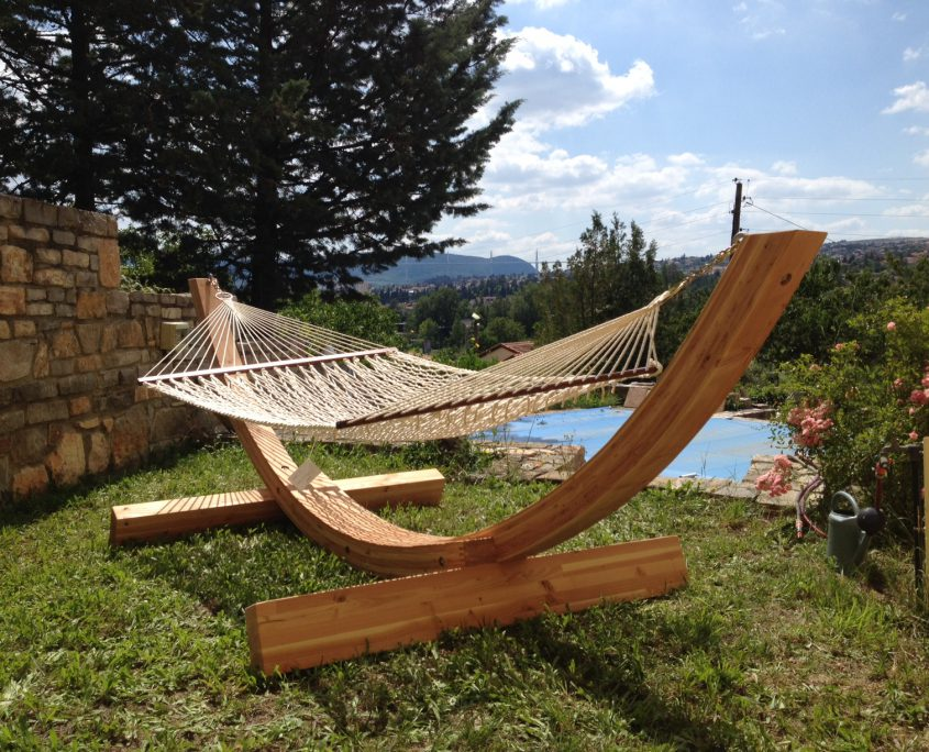 fabrication lamelle colle hammac bois millau