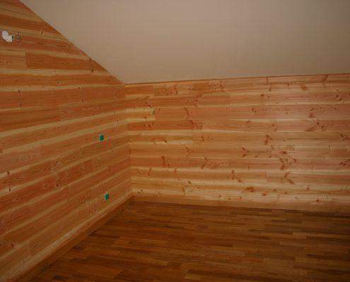 lambris interieur bois millau
