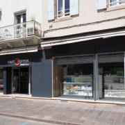 renovation magasin cash express millau